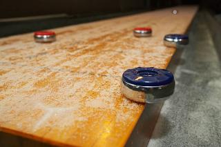 SOLO® Shuffleboard Movers Sandusky, Ohio.
